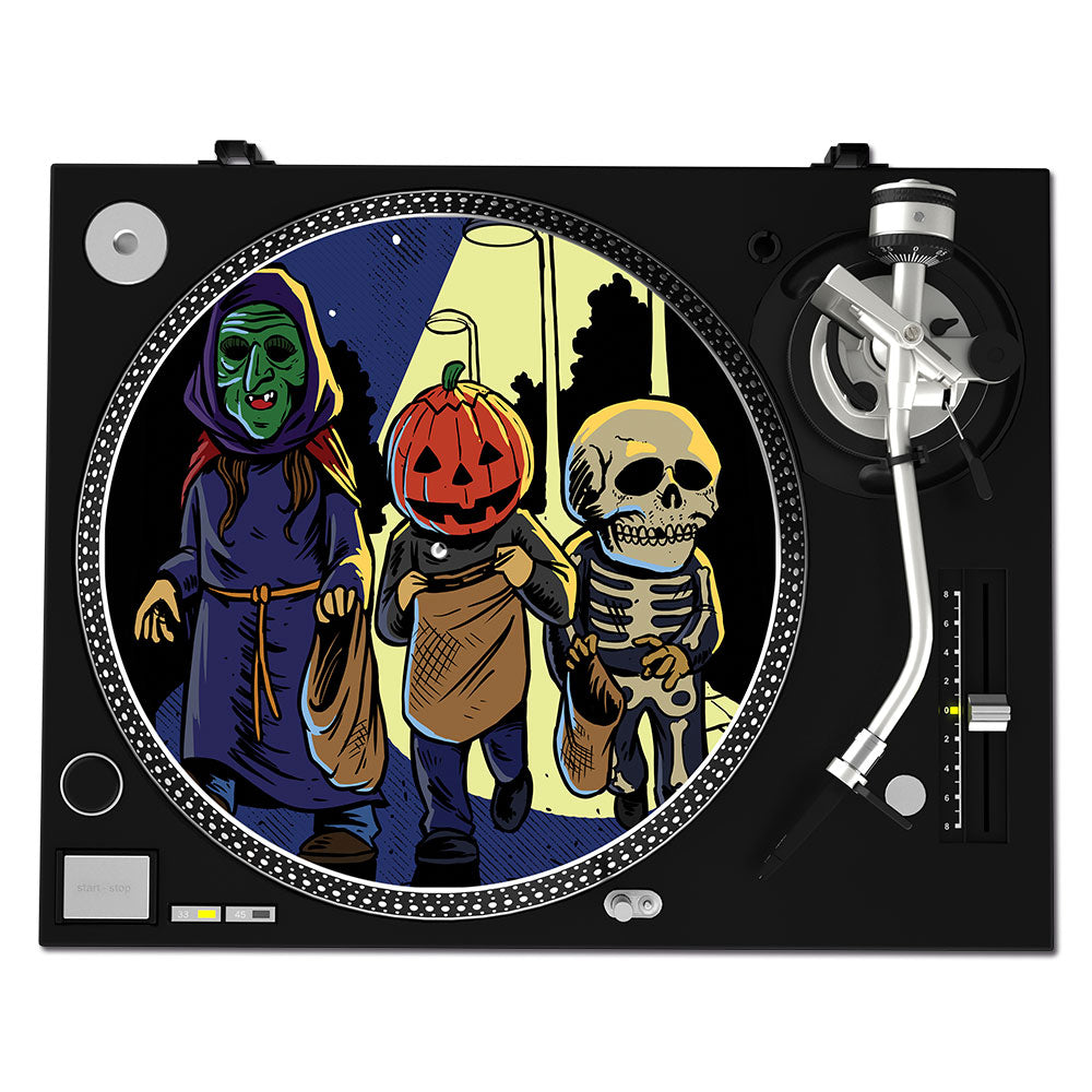 Trick or Treat Turntable Slipmat