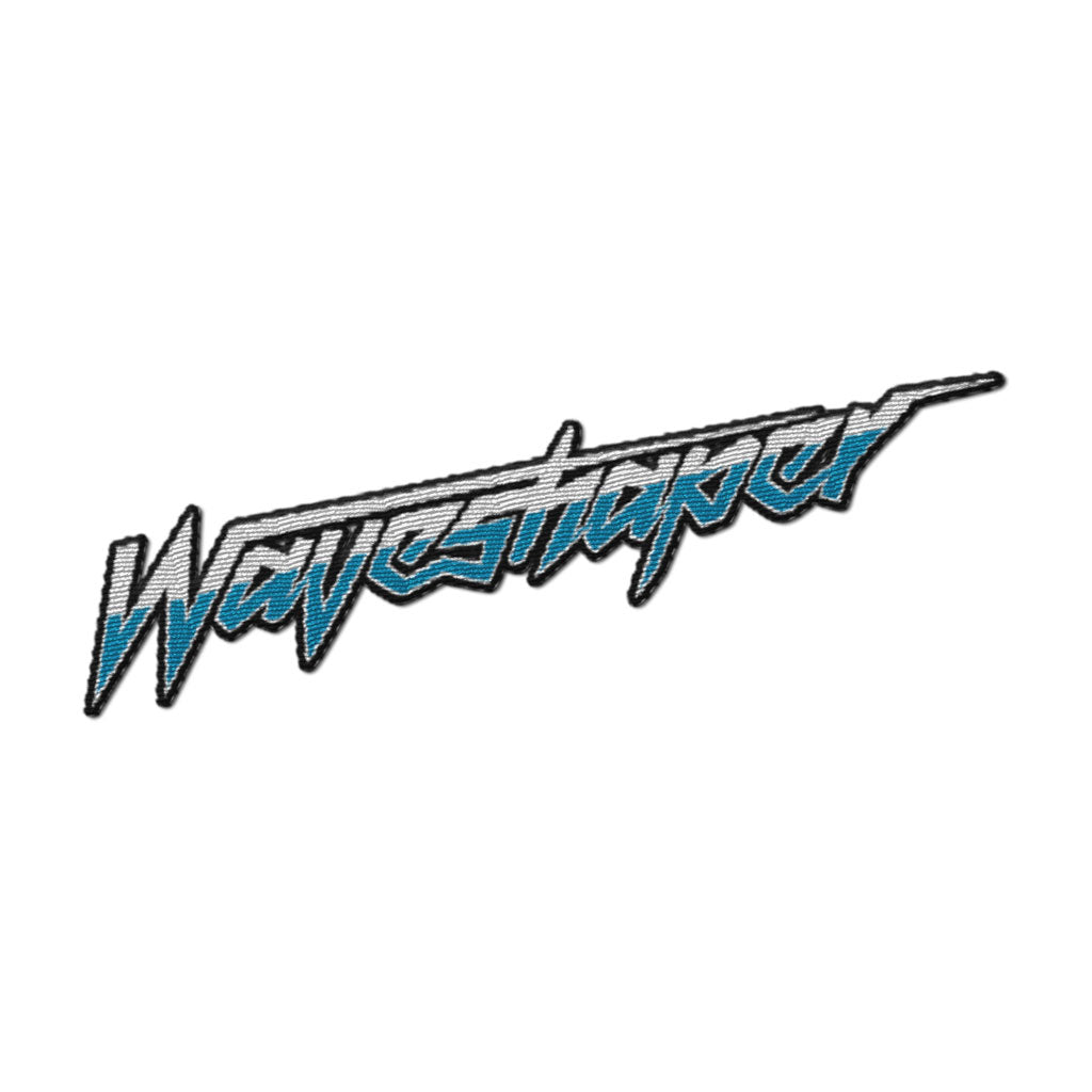 Waveshaper Logo Patch - Dystopian Designs