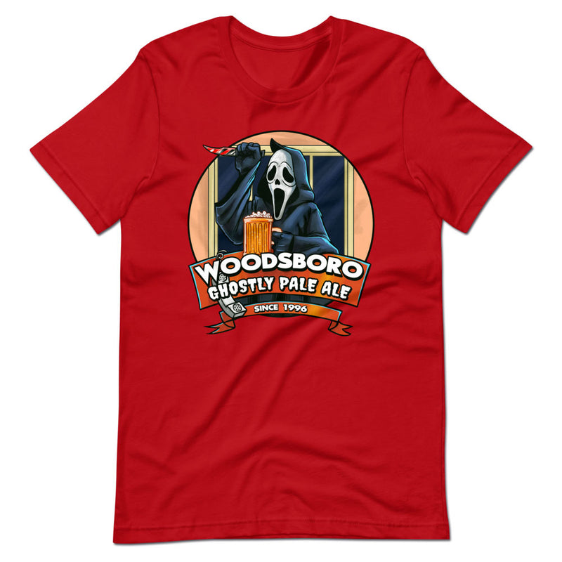 Woodsboro Brewing Co. T-Shirt - Dystopian Designs