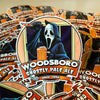 "Woodsboro Brewing Co. 4"" Vinyl Sticker"