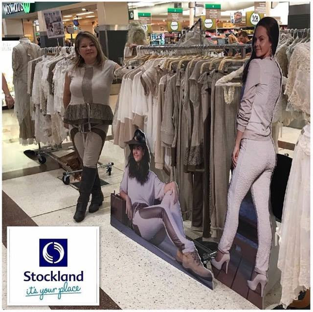 Pop-up Shop Stockland Gladstone