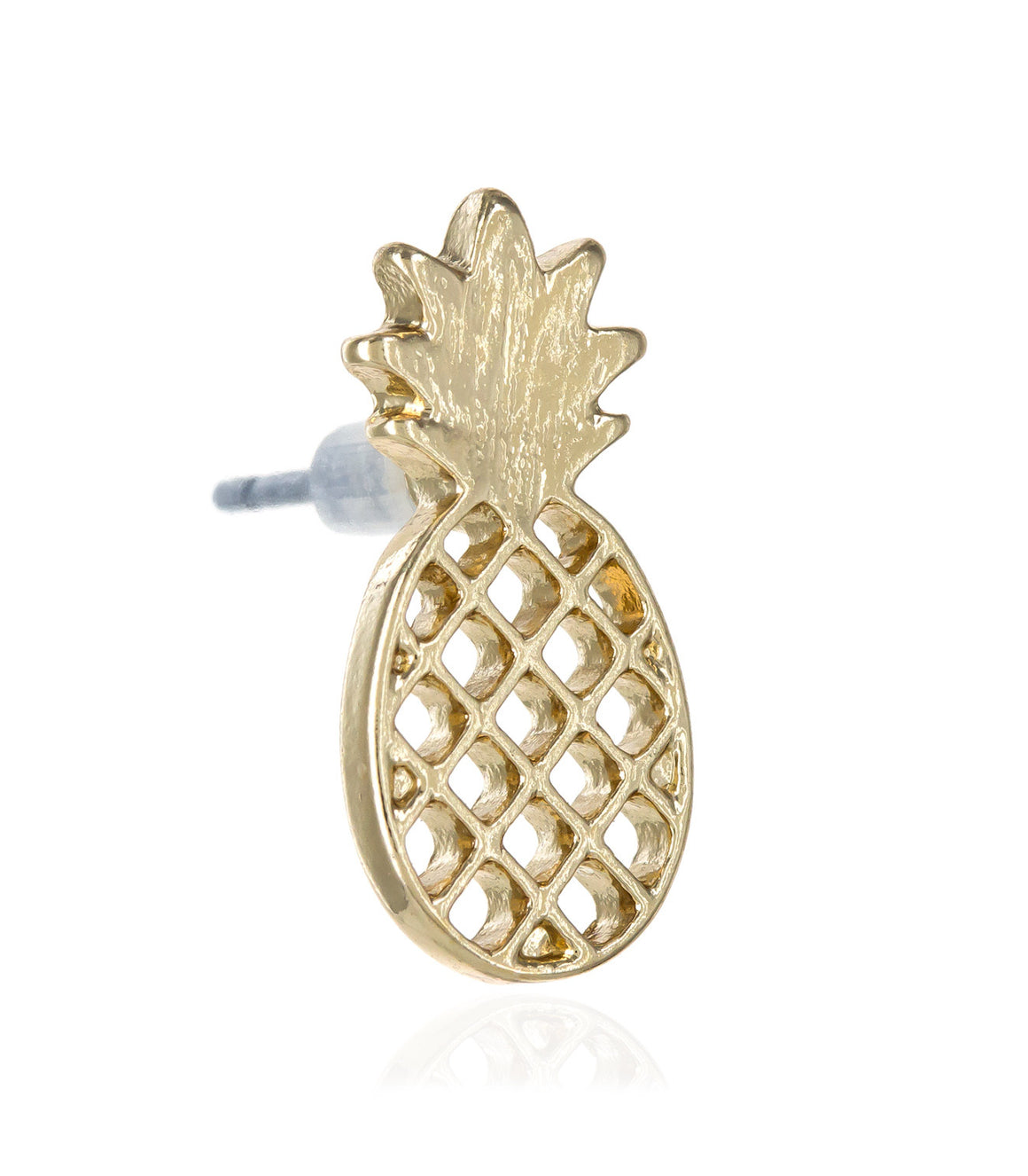 Cute pineapple Stud Earrings