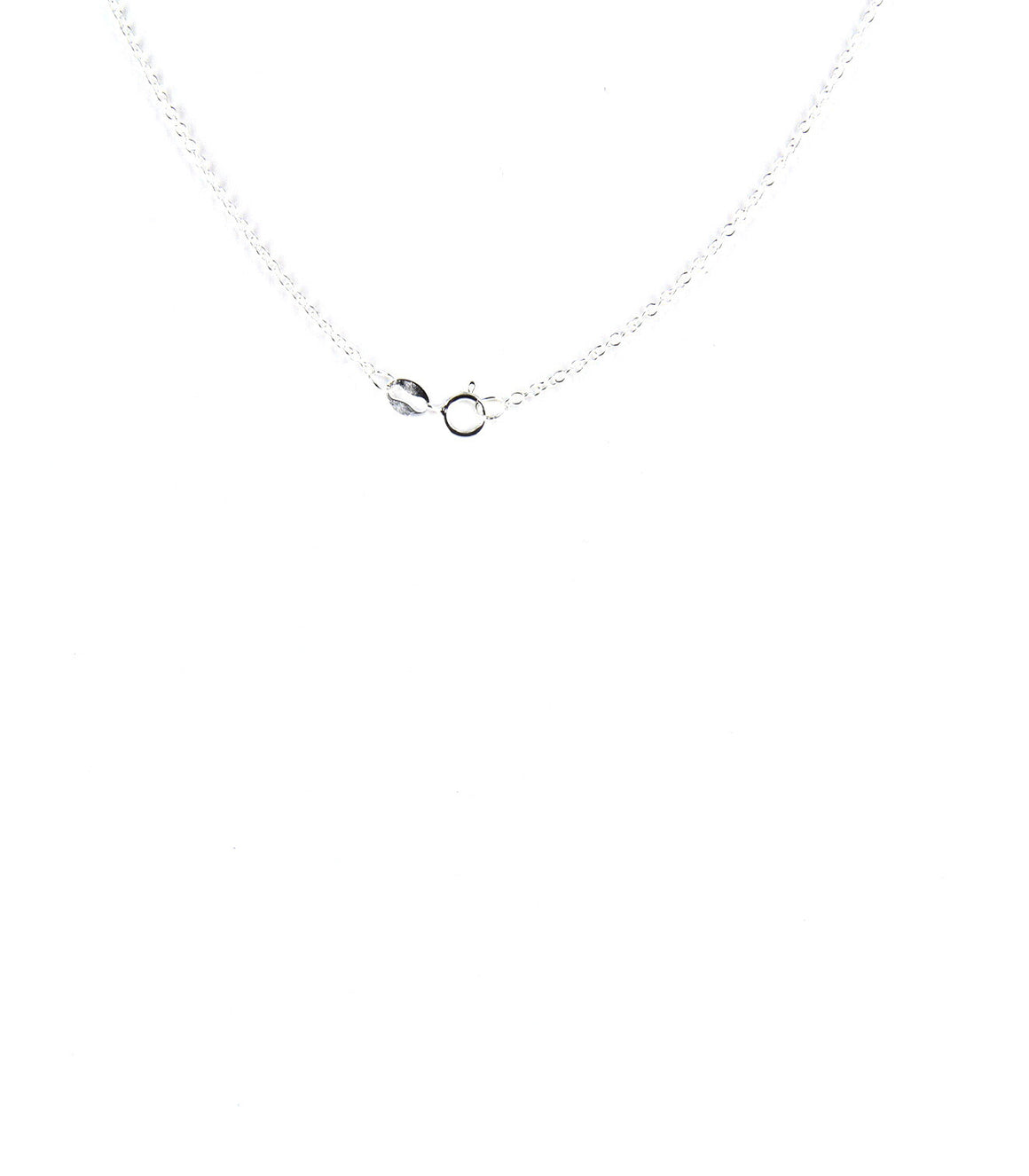 925 Sterling silver key Pendant Necklace