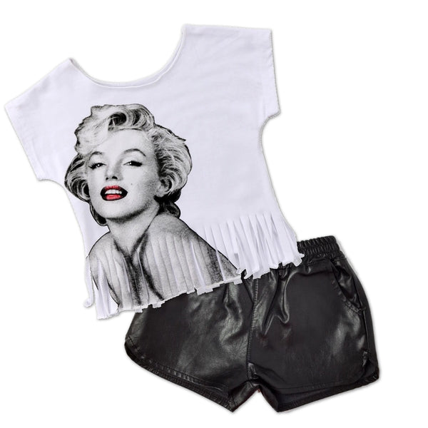 Marilyn Monroe Outfit - Apollo & Wynn
