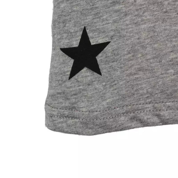 Grey Star T-shirt - Apollo & Wynn