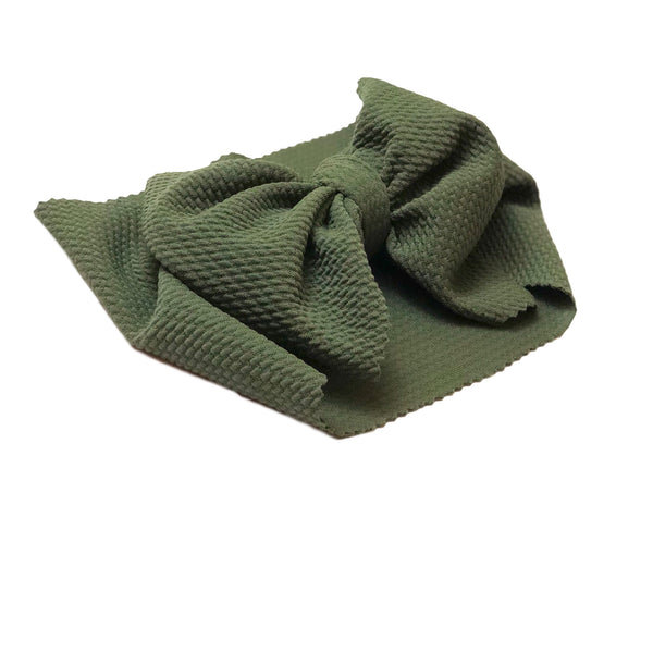 Cargo Green Head Wrap - Apollo & Wynn