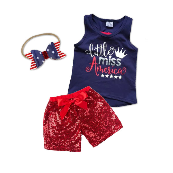 Little Miss America Outfit - Apollo & Wynn
