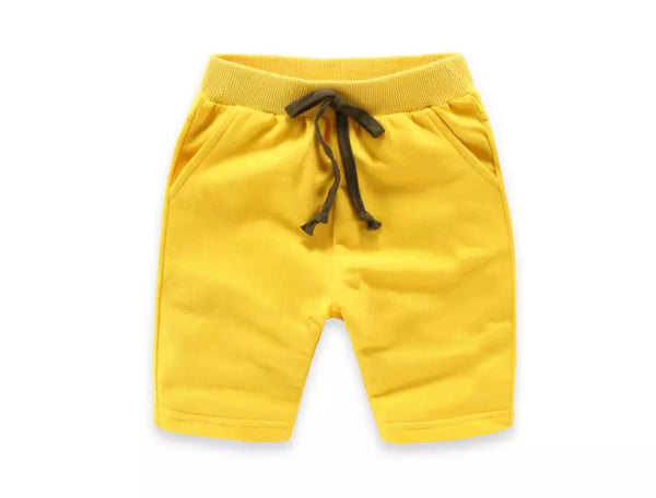 Cotton Shorts - Apollo & Wynn