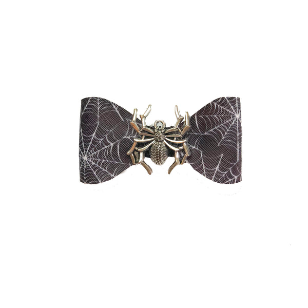 Spiderweb Spider Bow