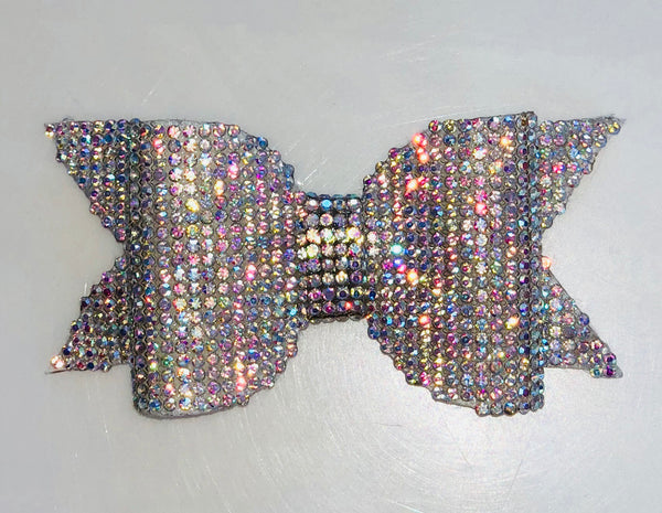 Crystal AB Bow Headband
