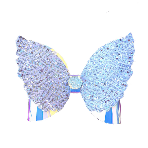 Angel Hair Bow Clip - Apollo & Wynn