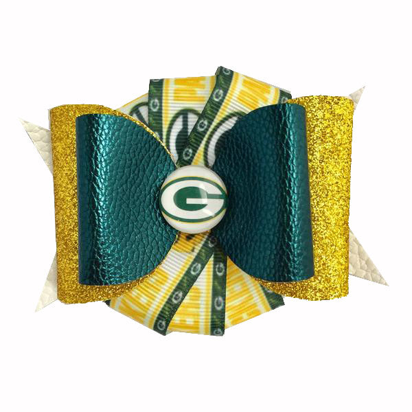 Green Bay Packers Hair Clip