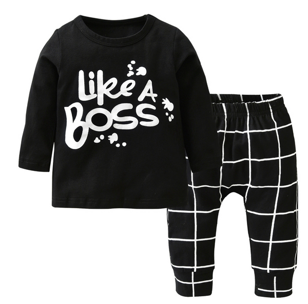 Like a Boss Outfit - Apollo & Wynn