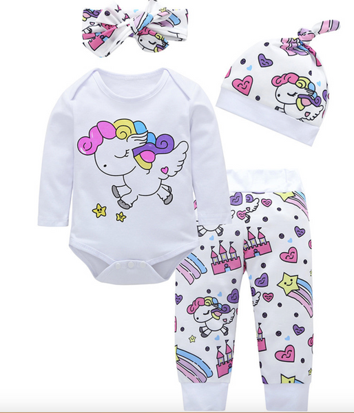 Unicorn Complete Outfit