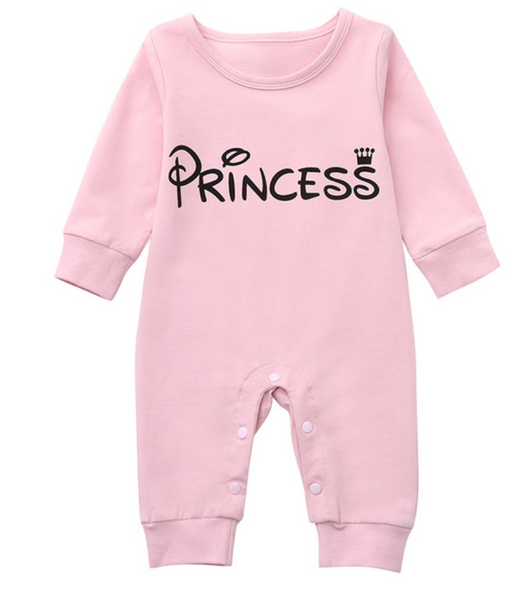 Princess Romper - Apollo & Wynn