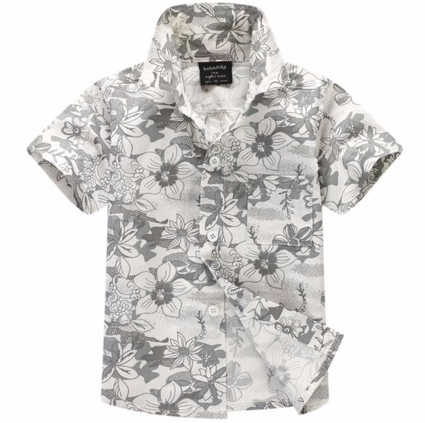 Hawaiian Button Down - Apollo & Wynn