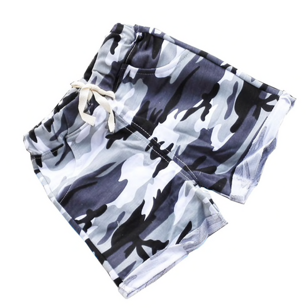 Camo Shorts - Apollo & Wynn
