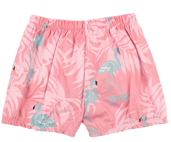 Flamingo Shorts - Apollo & Wynn