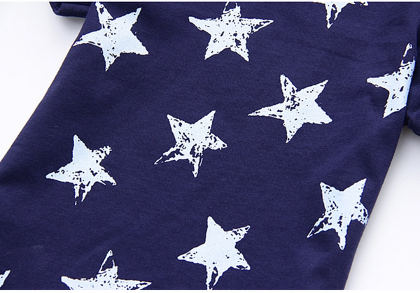 Blue Star T-shirt - Apollo & Wynn