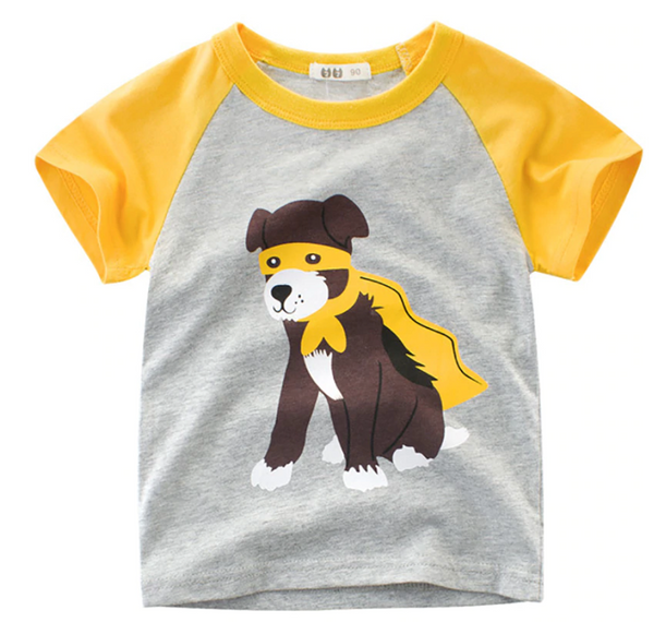 Super Dog T-shirt