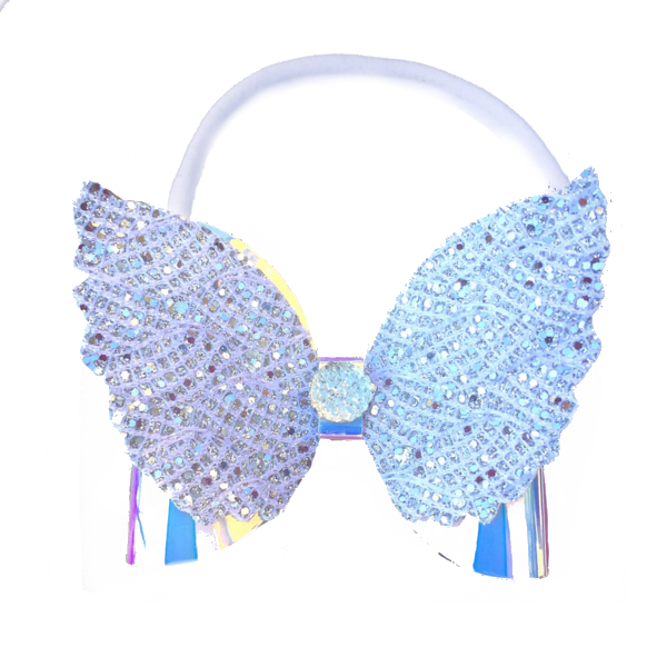 Angel Hair Bow Headband - Apollo & Wynn