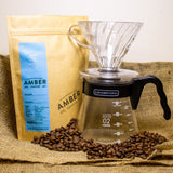 V60 02 pour over starter kit + 1 bag of coffee
