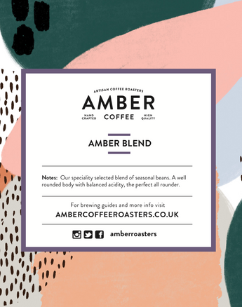 AMBER BLEND COFFEE (FREE DELIVERY)