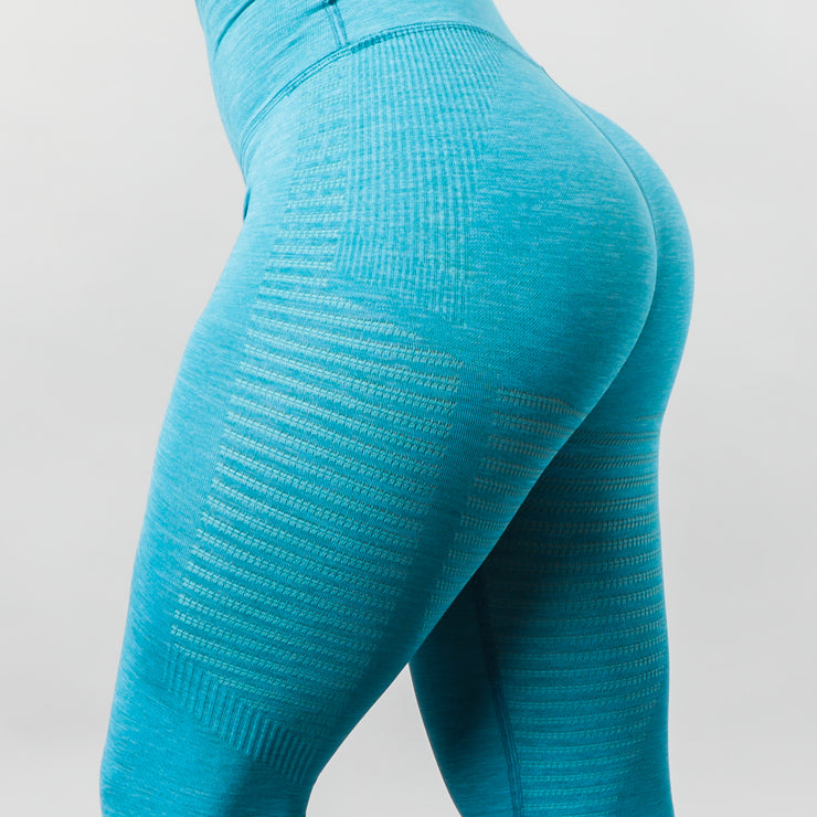 Halo Leggings - Vivid Blue