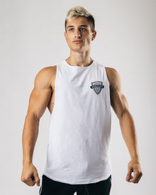 Competition Cutoff - White