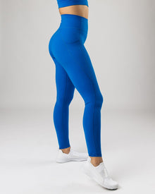 Alphalux Pocket Legging - Palace Blue