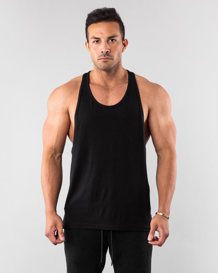 Premium Stringer - Black