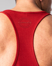 Premium Stringer - Deep Red