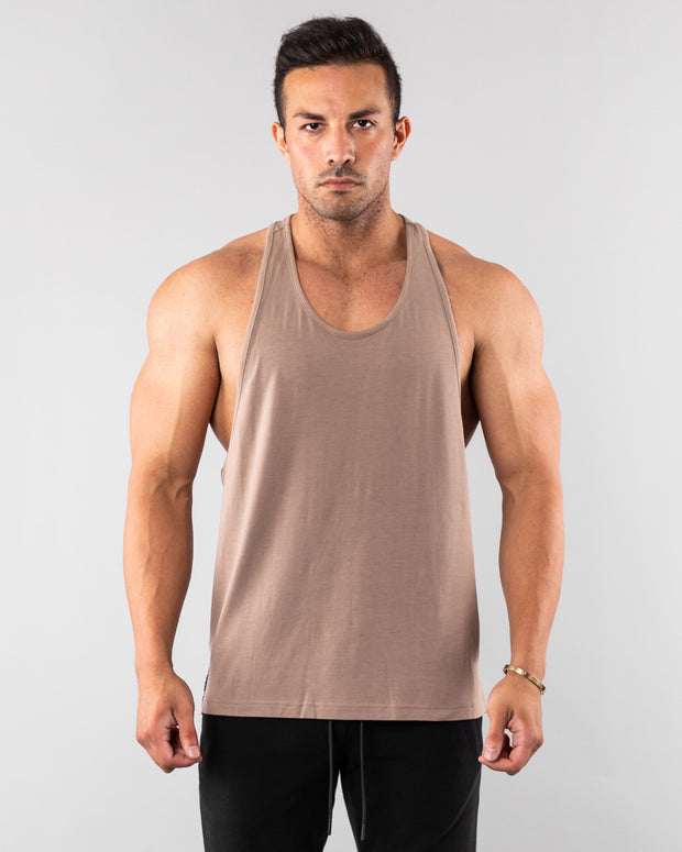 Premium Stringer - Tan