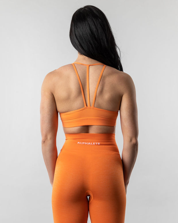 Surface Tri Bra - Dreamsicle