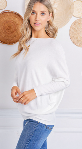 Dolman Sleeve Top-Our best seller!