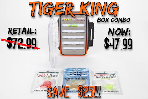 TIGER KING Box Super Combo