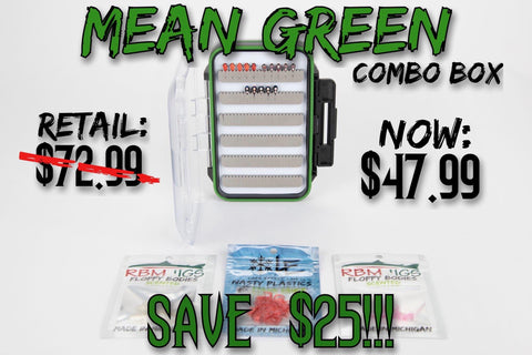 MEAN GREEN Box Super Combo
