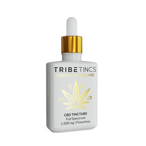 CBD Tincture - 500, 1000 or 1500 MG | Full Spectrum, Flavorless, MCT Oil Base