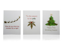 Load image into Gallery viewer, Christmas Cards | It's A Merryjuana Christmas
