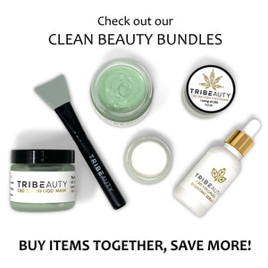 Travel Size CBD Eye Cream | Reduces Dark Circles, Wrinkles and Puffiness