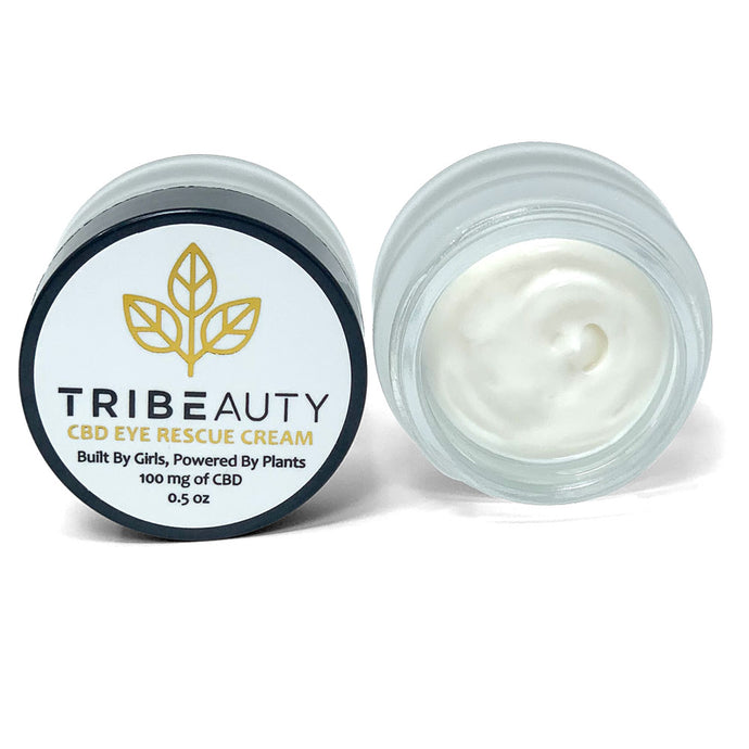 CBD Eye Cream 100 MG | Reduces Dark Circles, Wrinkles and Puffiness