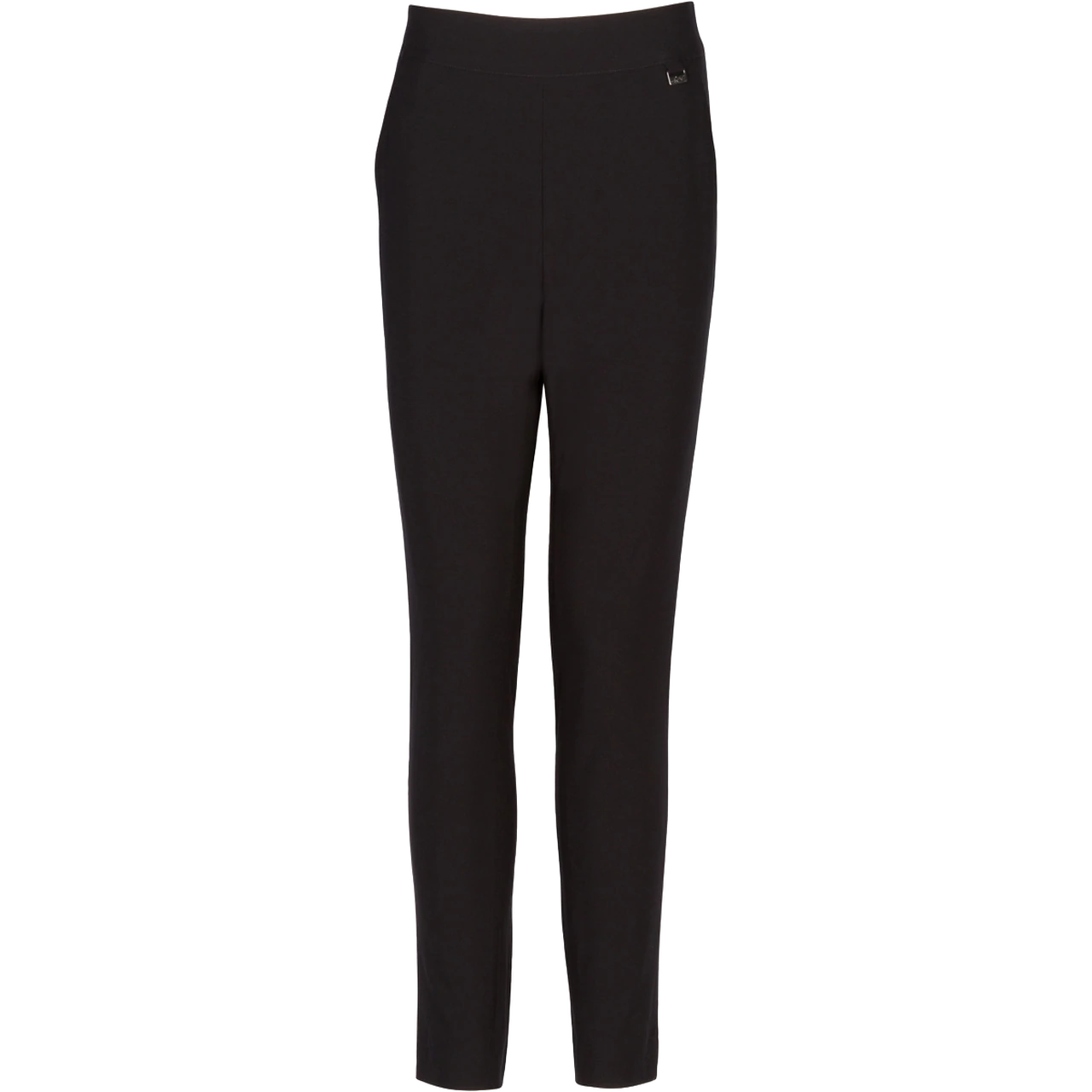 Greg Norman ML75 Ladies Pull-On Stretch Pants - Black