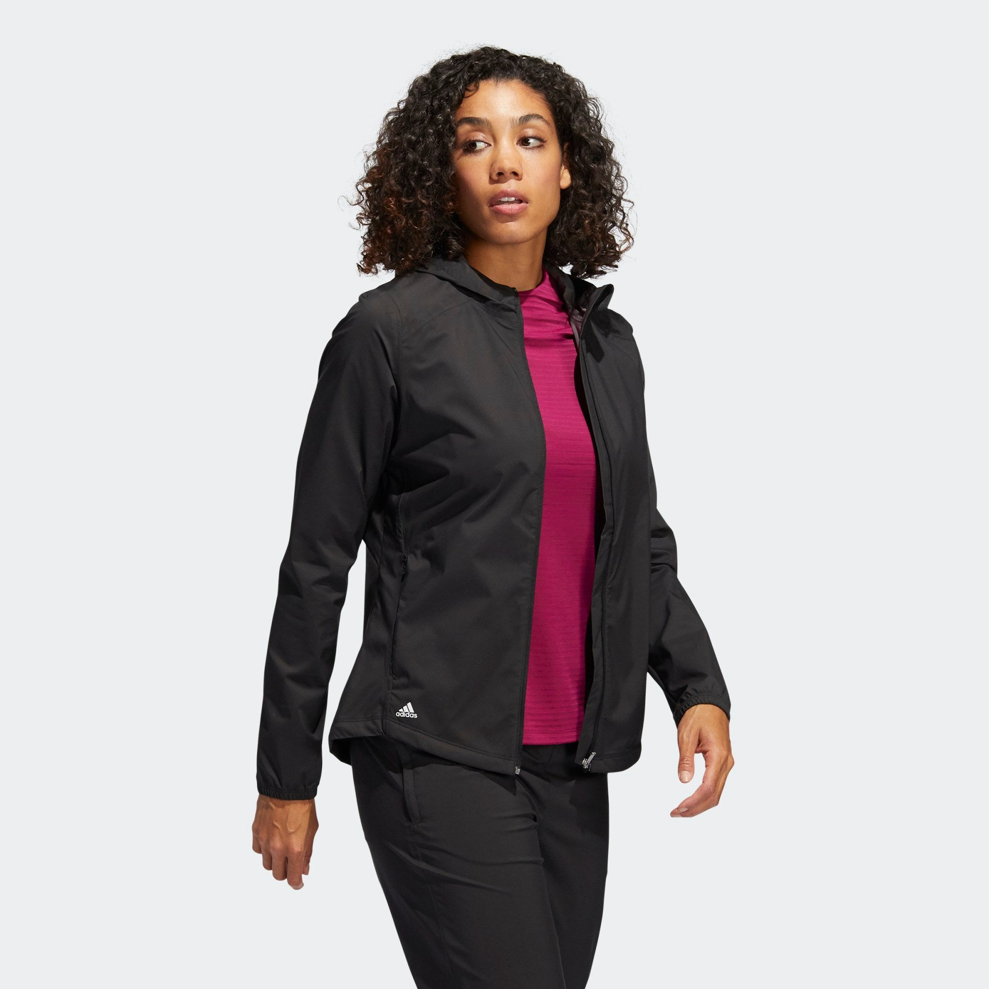 Adidas Womens Provisional Jacket - Black