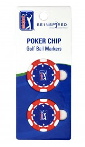 PGA Tour Poker Chip Ball makers