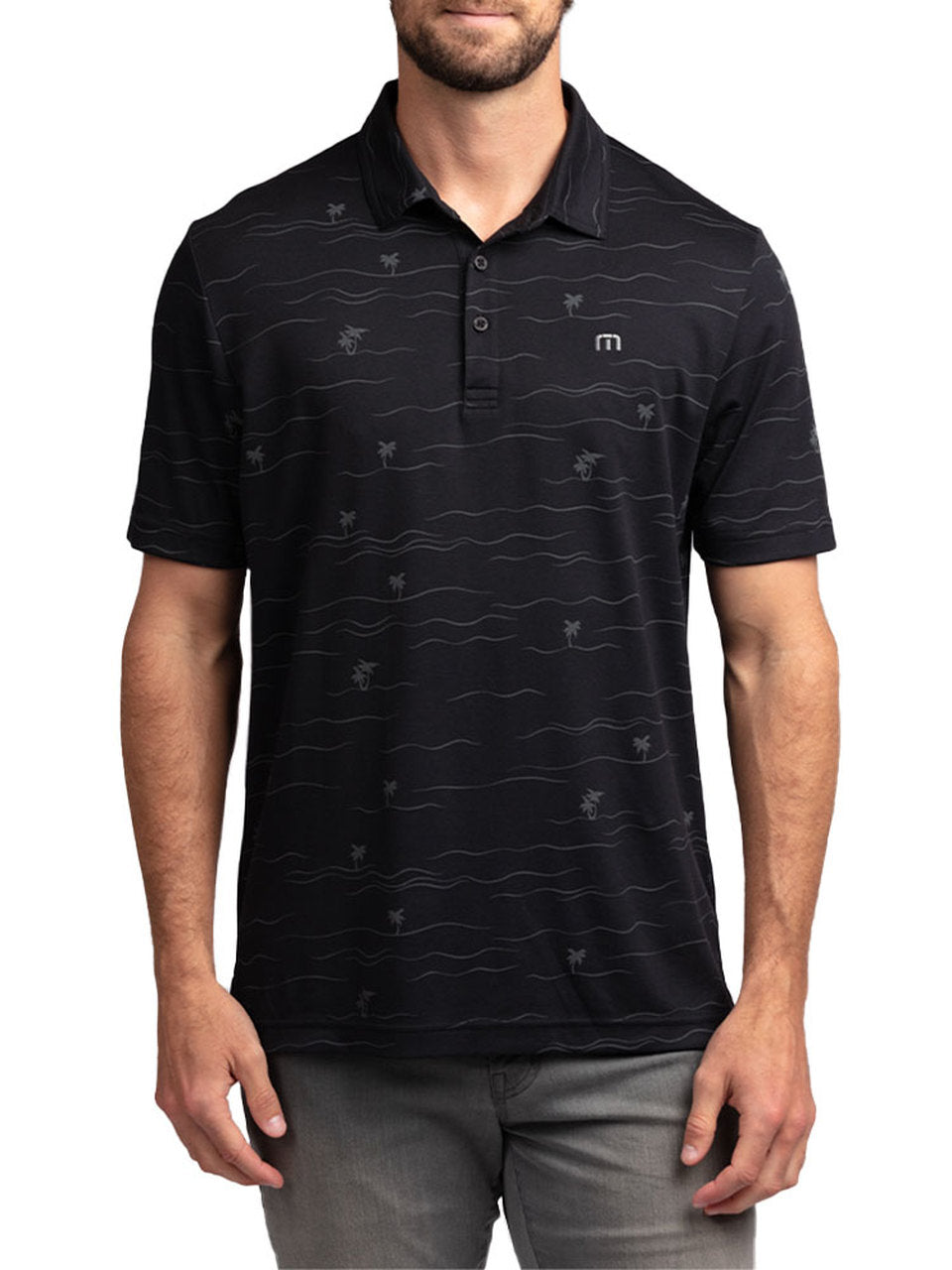 TravisMathew Through Being Cool Polo