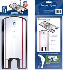 PGA Tour 4-sight Putting Mirror With DVD