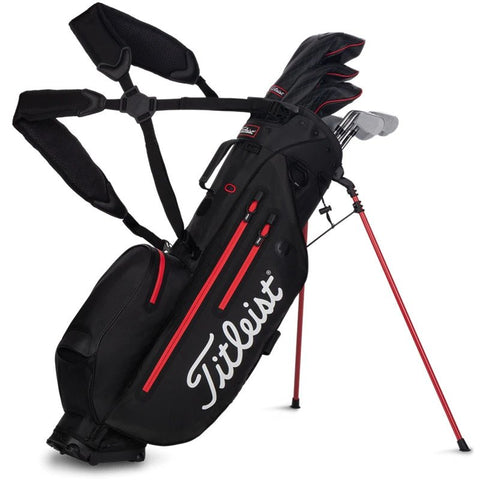 2019 Titleist Players 4 Plus STADRY Carry Bag