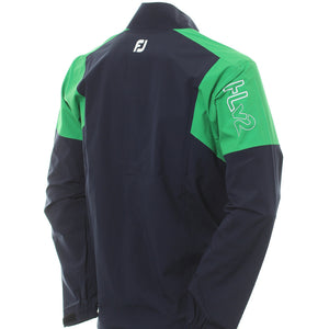 FootJoy HydroLite V2 Rain Jacket - Navy/Green/White
