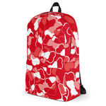 Red SCB Backpack