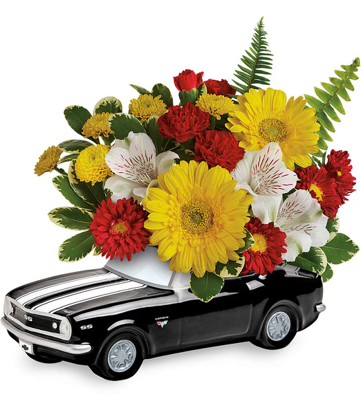 Chevy Camaro Bouquet